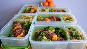 meal prep example