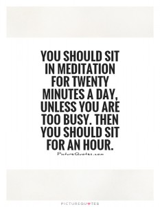 you-should-sit-in-meditation-for-twenty-minutes-a-day-unless-you-are-too-busy-then-you-should-sit-quote-1