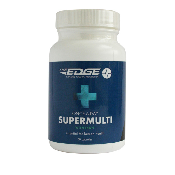 Gym Bunny - Once A Day Super-Multi with Iron