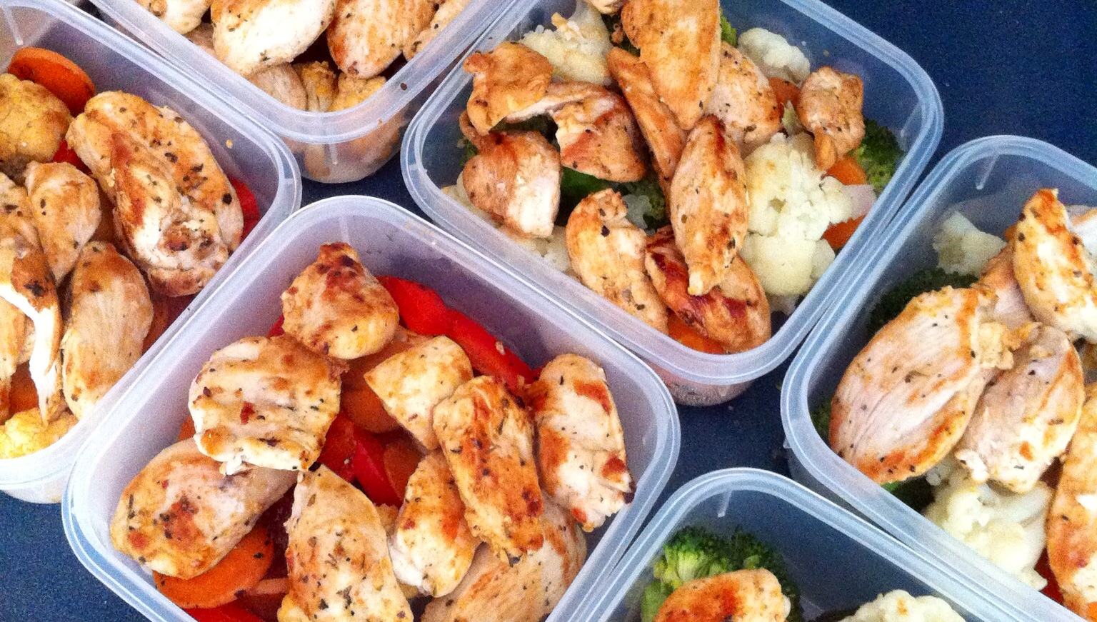 Meal Prep Where To Start Gym Bunny